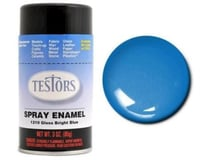 Testors Spray 3 oz Gloss Bright Blue | alsopurchased