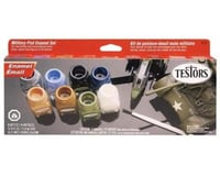 Testors Enamel Kit: Military Flats