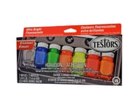 Testors Enamel Paint Kit (Fluorescent)
