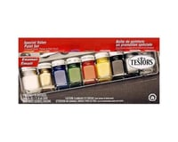 Testors All Purpose Enamel 9-bottle Paint Set for Craft and Hobby | alsopurchased