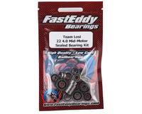 Image 1 for FastEddy Losi 22 4.0 Mid-Motor Sealed Bearing Kit
