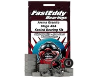 FastEddy Arrma Granite Mega 4X4 Sealed Bearing Kit