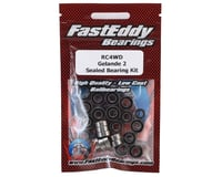 FastEddy RC4WD Gelande 2 Sealed Bearing Kit | relatedproducts