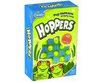 Thinkfun Think Fun 6703 Hoppers Solitaire Board Game
