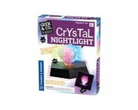 Thames & Kosmos Geek & Co. Science Crystal Nightlight Kit