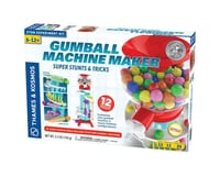 Thames & Kosmos Gumball Machine Maker Stunts Trick