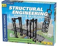Thames & Kosmos Structural Engineering: Bridges & Skyscrapers