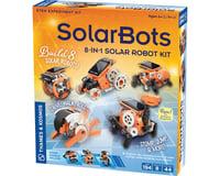 Thames & Kosmos Solarbots 8-In-1 Solar Robot Kit