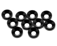 Tekno RC M4 Countersunk Washer (Black) (10) | relatedproducts