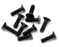 Tekno RC 3x10mm Flat Head Screw (10) | alsopurchased