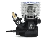 Image 4 for Tekno RC BLOK 21aM .21 Off-Road Nitro Buggy Engine (Turbo Plug)