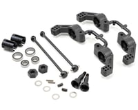Tekno RC M6 Driveshaft & Hub Carrier Set