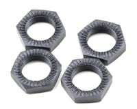 Tekno RC Serrated Wheel Nut Set (Gun Metal) (4) | relatedproducts