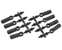 Tekno RC 6.8mm Straight Rod End Set (8)