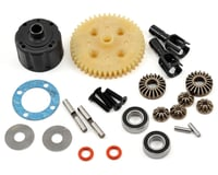 Tekno RC SCT410.3 Complete Center Gear Differential Set