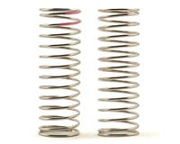 Tekno RC SCT410.3 Low Frequency 70mm Rear Shock Spring Set (Pink - 2.28lb/in)