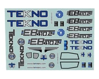 Tekno RC EB410.2 Decal Sheet | alsopurchased