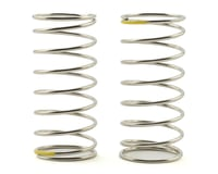 Tekno RC 45mm Front Shock Spring Set (Yellow - 3.41lb/in) (1.3x8.5)