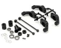 Tekno RC M6 Driveshaft & Hub Carrier Set (Rear, 6mm)