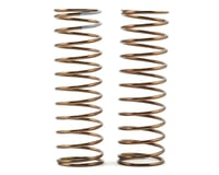 Tekno RC Low Frequency 75mm Front Shock Spring Set (Grey - 3.34lb/in) | relatedproducts