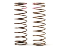 Tekno RC Low Frequency 75mm Front Shock Spring Set (Pink - 3.82lb/in) | alsopurchased