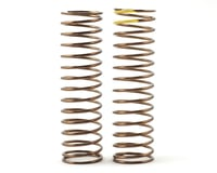 Tekno RC Low Frequency 85mm Rear Shock Spring Set (Yellow - 2.59lb/in) | relatedproducts