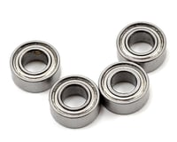 Tekno RC 5x10x4 Metal Shield Ball Bearing (4)