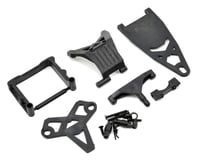 Team Losi Racing 22 2.0 Mid/Rear Battery Mount Set | relatedproducts