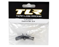 Image 2 for Team Losi Racing 22-4 Outdrive Set