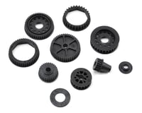 Team Losi 22-4 2.0 Racing Drive & Differential Pulley Set