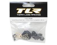 Image 2 for Team Losi Racing Gen II +3.5 Rear Hub Set