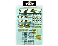 Image 2 for Team Losi Racing 22 2.0 Sticker Sheet