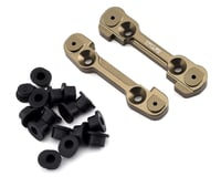 Team Losi 8IGHT XT/XTE Racing 8IGHT-X Adjustable Front Hinge Pin Brace Set w/Inserts