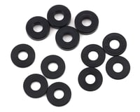 Team Losi Racing M3 Aluminum Washer Set (Black) (4) | relatedproducts