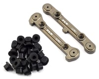 Team Losi 8IGHT-T 4.0 Racing 8IGHT/8IGHT T LLRC Adjustable Rear Hinge Pin Brace Set