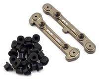 Team Losi 8IGHT-E 4.0 Racing 8IGHT/8IGHT T LLRC Adjustable Rear Hinge Pin Brace Set