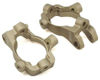 Team Losi Racing 15° 5IVE-B Aluminum Front Spindle Carrier Set (2) | relatedproducts