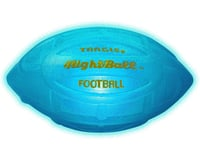Tangle Nightball Football Inflated Yellow