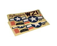 Top Flite Decal: Giant P-51D Mustang