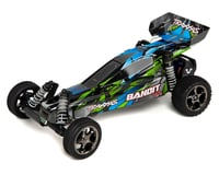 Traxxas Bandit VXL Brushless 1/10 RTR 2WD Buggy (Green) | relatedproducts