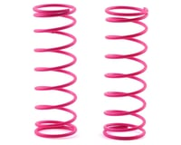 Traxxas Rustler 4x4 Front Shock Spring (Pink) (2)