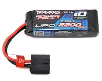 "Traxxas 1/16 Summit 2S ""Power Cell"" 25C LiPo Battery w/iD Connector (7.4V/2200mAh)"