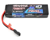 "Traxxas Spartan 2S ""Power Cell"" 25C LiPo Battery w/iD Connector (7.4V/7600mAh)"