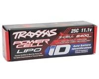 """Image 2 for Traxxas 3S """"Power Cell"""" 25C LiPo Battery w/iD Traxxas Connector (11.1V/8400mAh)"""