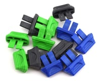 Traxxas Aton Battery Plug Charge Indicator Set (Green x4, Blue Grey x4)
