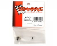 Image 2 for Traxxas Collars, screw (2)/ grub screws, 3mm (2)