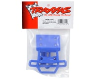 Image 2 for Traxxas Front Bumper & Mount (Blue) (Son-uva Digger)