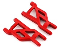 Traxxas HD Cold Weather Front Suspension Arm Set (Red) | relatedproducts