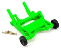 Image 1 for Traxxas Wheelie Bar Assembly (Green) (Grave Digger)