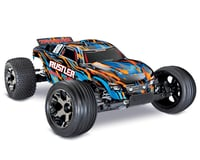 Traxxas Rustler VXL Brushless 1/10 RTR Stadium Truck (Orange)